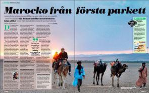Aftonbladet Söndag Marocko