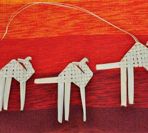 Flätade kameler