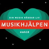 MUSIKHJÄLPEN 2018